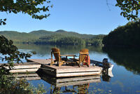 Lakefront, Lac Gervais, minutes from Tremblant Laurentides Québec Preview