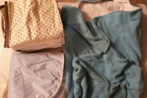 Baby Blankets,Carseat Cover and Nursing Cover.