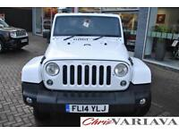 2014 Jeep Wrangler CRD OVERLAND Diesel white Automatic