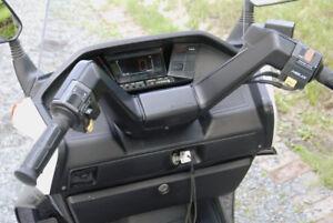 Honda Helix - 250cc - Maxi Scooter
