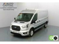2020 Ford Transit 2.0 350 FWD Limited EcoBlue Auto 185 BHP L3 H2 Low Emission PA