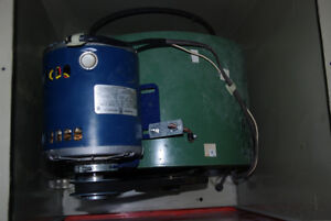Chromolox electric furnace 1992