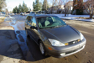 2002 Ford Focus SE Wagon / Great Condition