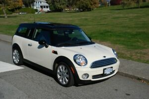 Clubman one owner low kms