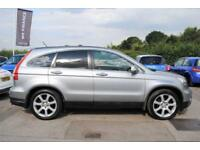2007 (57) HONDA CR-V 2.2 I-CTDI DIESEL EX 5 DOOR 139 BHP SILVER MANUAL