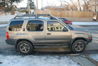 2004 Nissan X-trail SE SUPER CHARGED SUV, Crossover