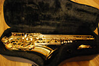 "Tenor Saxophone ""Sinclair"" LIKE NEW!!"