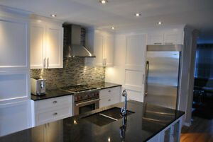 Custom Cabinetry for Kitchen, Vanity & Storage West Island Greater Montréal image 6