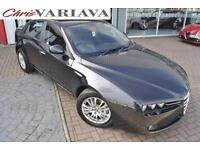 2010 Alfa Romeo 159 TURISMO 8V JTDM Diesel black Manual
