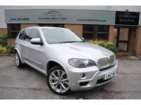 2007/57 BMW X5 4.8I AUTO M SPORT, FULL SERVICE HISTORY, REAR ENTERTAINMENT, NAV