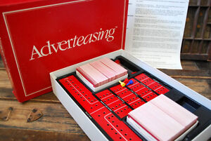 """Adverteasing"" The Board Game"