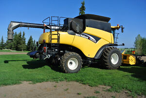 NEW HOLLAND CR 960
