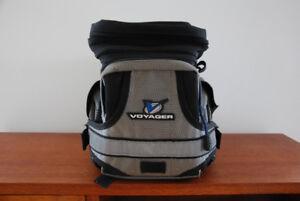 Sac de porte-bagages pour vélo demarque Voyager,