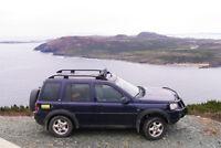 2004 Land Rover Freelander SE back on the market.