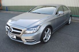 Mercedes-Benz CLS 3.5 CLS350 BlueEFFICIENCY AMG