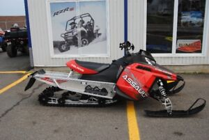 POLARIS SWITCHBACK ASSAULT 800 144 ES 2014