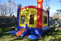 Bouncy castle; want to rent one?