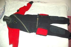 Otter Classic Commercial Neoprene Drysuit  SCUBA
