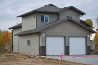 Brand New Athabasca Home.
