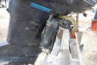 Power trim / 85 HP Force motor
