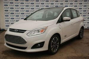 2017 Ford C-Max Titanium  Previous Service Shuttle,Nav,Leather S