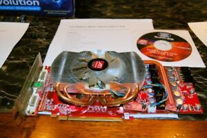 ATI Radeon 4870-T2D1G Video Card
