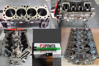 6 bolt engine with EVERY New-in-Box Part - 4G63t DSM