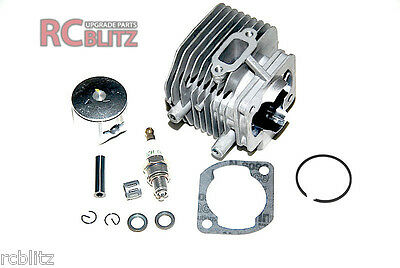 29CCM TUNING Zylinder set fits for FG BUGGY  ZENOAH CY HPI BAJA  LOSI (BJ232)
