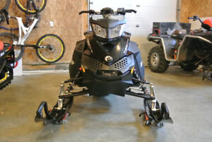 2011 Skidoo Renegade Backcountry X 800 e-tec