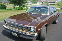 1977 CHEVY NOVA -- FACTORY 4-SPEED - SALE/TRADE FOR STREET ROD