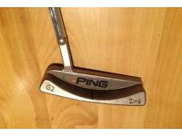 Fantastic Ping Zing G2 bladed putter