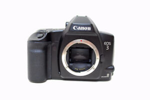 Canon EOS 3 Film Camera