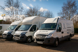 Man with van (BIG VANS) removals maze moves fully insured. waste remov
