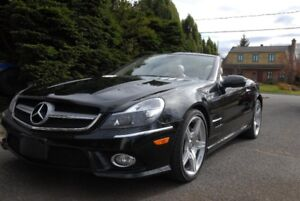 MERCEDES-BENZ SL 550 2011 DÉCAPOTABLE ROADSTER