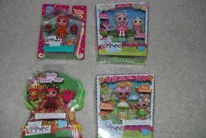 Various NEW toys for girls
