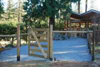 Horse Pasture in Mission, BC - $140 /Mo. (Dewdney and Keystone)