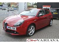 2016 Alfa Romeo Giulietta 2.0 JTDM-2 175 Speciale 5dr TCT ** TOP OF THE RANGE DI