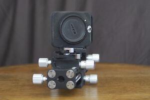 Nikon PB 4 Swivelling Extension Bellows Kawartha Lakes Peterborough Area image 1