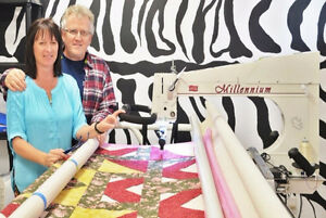Quilting Longarm Service and Rental