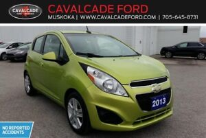 2013 Chevrolet Spark 1LT bluetooth, cruise control, no accident