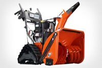 Snow Is Coming! Now booking snowblower repair & services