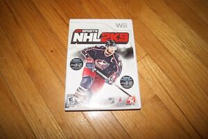 Nintendo Wii video game - NHL 2K9