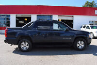 2007 CHEVROLET AVALANCHE LT*4X4*LOADED*ONE OWNER*