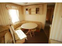 Static Caravan For Sale Off Site 3 Bedroom Cosalt Devon 37FTx12FT Three