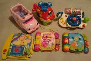 6 baby toys
