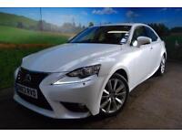 Lexus IS 300h 2.5 ( 181bhp ) E-CVT 2014MY Luxury