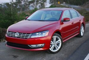 Wanted: 2015 Volkswagen Passat Highline Sedan