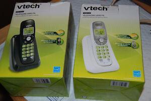 Deux Telephones Sans Fil Vtech