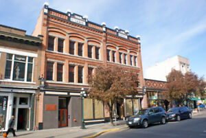 Downtown Retail Space For Lease - 1580 SF