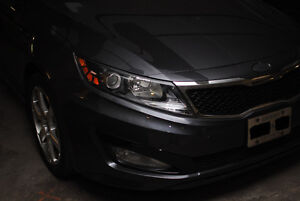 Priv. Sale - 2013 Kia Optima (K5) LX Sedan - MT, Enkei Wheels